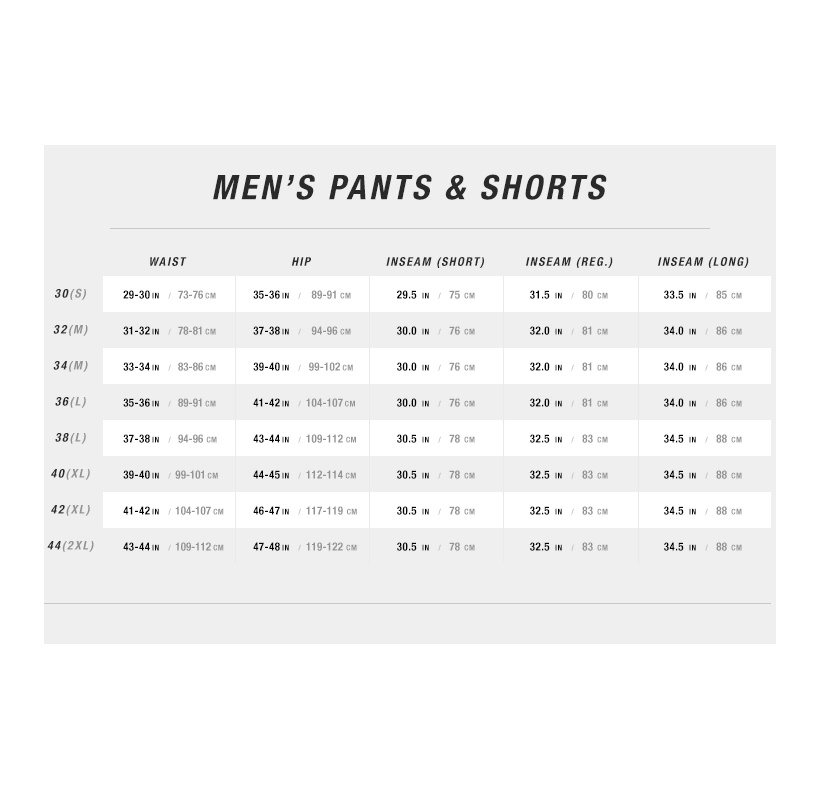 Men's - The North Face - Summer Trousers - Shorts