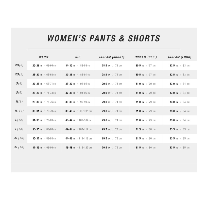 Women's - The North Face - Summer Trousers/Shorts