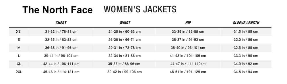 Women's -The North Face - [Jacket}