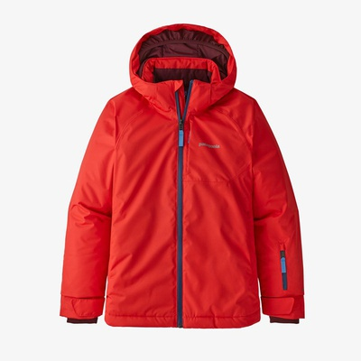 [Complete Outerwear KIT] - Jr Girl's - Patagonia (Red | Snowbelle)